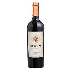 Vinho Bra Casa Valduga Origem Elegance Cabernet Sauvignon 750ml