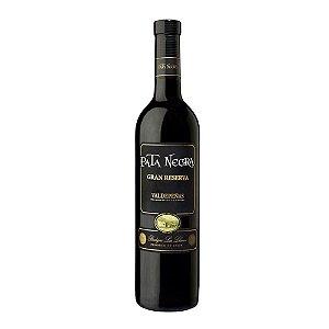 Vinho Espanhol Pata Negra Gran Reserva Tempranillo 750ml