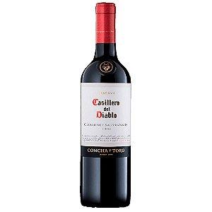 Vinho Chileno Casillero del Diablo Cabernet Sauvignon 750ml