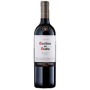 Vinho Chileno Casillero del Diablo Malbec 750ml