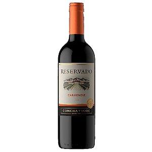 Vinho Chileno Concha Y Toro Reservado Carmenere