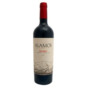 Vinho Argentino Alamos Malbec