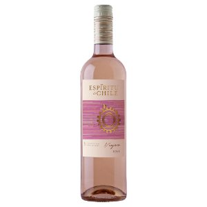Vinho Chileno Espiritu de Chile Viajero Rosé 750ml