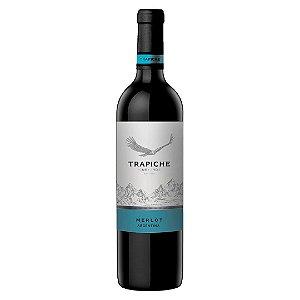 Vinho Argentino Trapiche Vineayards Merlot 750ml