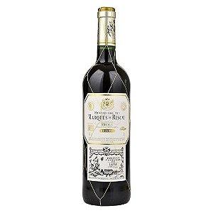 Vinho Espanhol Marqués de Riscal Reserva Tempranillo 750ml