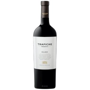 Vinho Argentino Reserva Trapiche Malbec 750ml