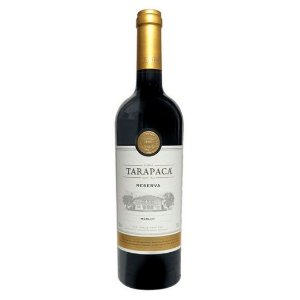 Vinho Chileno Tarapaca Reserva Merlot 750ml