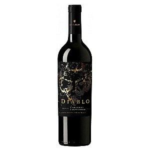 Vinho Chileno Casillero Del Diablo Dark Black 750ml