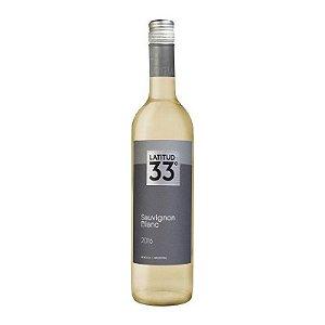 Vinho Argentino Latitud 33º Sauvignon Blanc 750ml