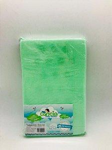 Travesseiro Liso Verde Caricia Minasrey