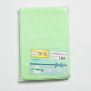 Travesseiro Básico Liso Verde Billo - Minasrey