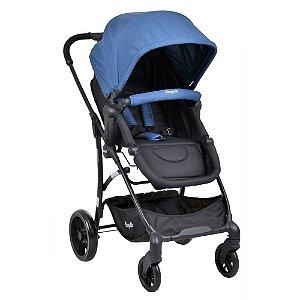 Carrinho de Bebê Convert Blue - Burigotto