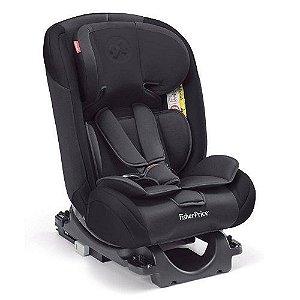Cadeira para Auto All Stages - 0-36 Kg com ISOFIX - Preta - Fisher Price