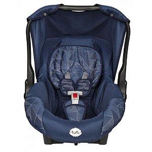 Bebê Conforto Tutti Baby Nino Upper Retrátil Para Crianças Até 13 Kg - Azul