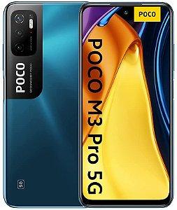 Smartphone Xiaomi Poco M3 Pro 128GB 6GB Ram 5G Cor:Azul
