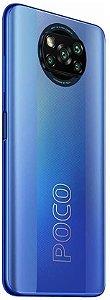 """Xiaomi Poco X3 PRO Azul 128GB, Tela 6.67"""" 6GB de RAM, Câmera Traseira Quádrupla, Android 11, Qualcomm Snapdragon"""