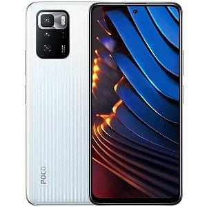 POCO X3 GT 5G- Dual SIM 256GB/8GB RAM Cloud White - Branco