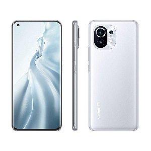 Celular Xiaomi Mi 11i 5g 8gb Ram 256gb Rom Snapdragon 888 Cam 108mp Branco