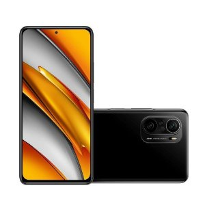 Smartphone Xiaomi Poco F3 128GB 6GB Ram 5G Preto