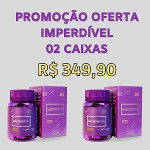 Master Fit One 40 Cápsulas - Original - PROMOÇÃO 02 CAIXAS