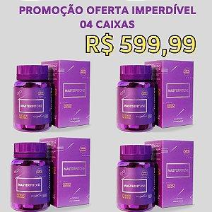 Master Fit One 40 Cápsulas - Original - PROMOÇÃO 04 CAIXAS