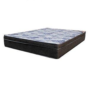 Colchão Solteiro Molas Ensacadas Super Iso (108x198x25CM) - ORTOBOM