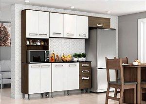 Kit Cozinha Dubai  - Poliman Móveis