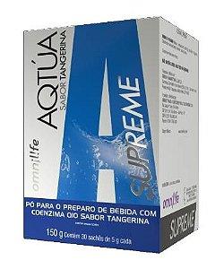 AQTUA SUPREME, CX COM 30 SACHES, 150G - OMNILIFE