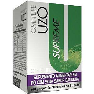 UZO SUPREME, CX COM 30 SACHES, 240G - OMNILIFE