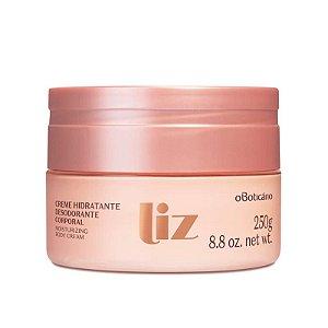 Creme Desodorante Hidratante Corporal Liz 250g