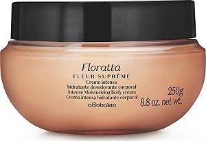 Creme Intenso Desodorante Hidratante Corporal Floratta Fleur Suprême 250g
