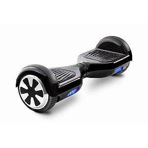 Hoverboard Smart Balance Scooter Roda 6.5 Polegadas Bluetooth Preto