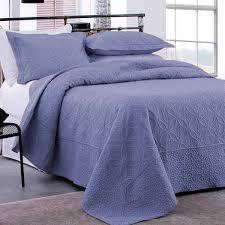 Colcha Provence Casal Azul Rozac