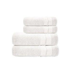 Toalha de Banho Neo Allure Branco Camesa