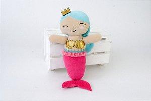 Boneca Sereia Alana Zip