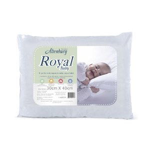 Travesseiro Royal Baby 30x40cm Altenburg