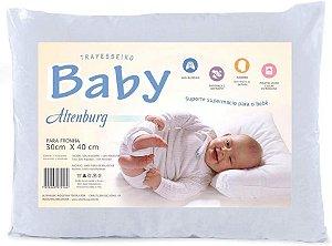 Travesseiro Baby 30x40cm Altenburg
