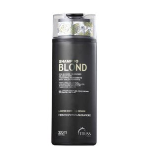 Truss Shampoo Blond Alexandre Herchcovitch-300ml