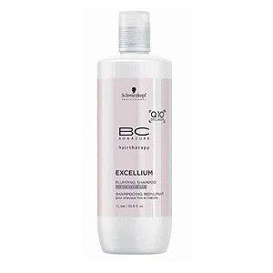 Schwarzkopf Bonacure Excellium Plumping Shampoo Cabelos Maduros 1000ml