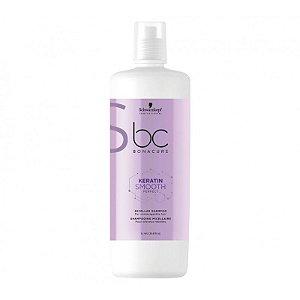 Schwarzkopf Bonacure Keratin Smooth Perfect Shampoo 1000ml