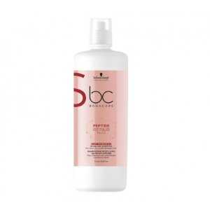 Schwarzkopf Bonacure Peptide Repair Rescue Deep Nourishing Micellar Shampoo 1000ml