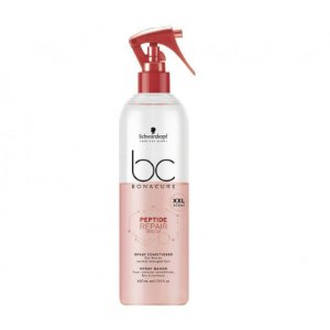 Schwarzkopf Bonacure Peptide Repair Rescue Spray Condicionador 400ml