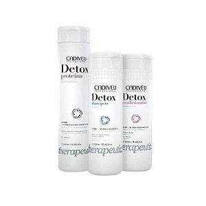 Cadiveu Detox Home Care Kit (3 Produtos )