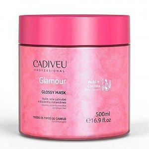 Cadiveu Glamour Glossy Máscara Capilar 500ml