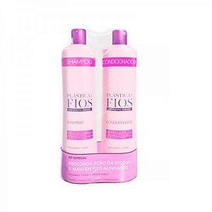 Cadiveu Plástica dos Fios Kit Tratamento Especial (shampoo+Condicionador)1000ml