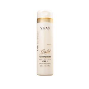 Ykas Gold Shampoo Ouro Step 1 300ml