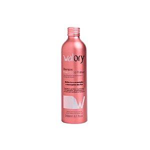 Walory Power Blond Platinum Shampoo Matizador 240ml