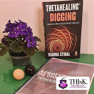 Curso Theta Healing® Aprofundando no Digging