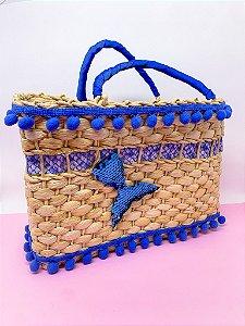 Bolsa de Praia Sereia - Mãe