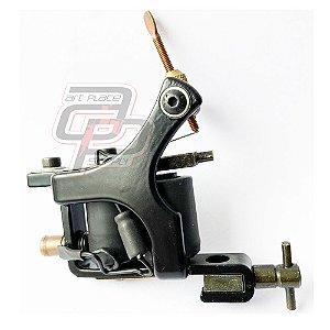Máquina Bobina Iron Works Híbrida Preta